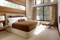 A Modern Winter Retreat | California Home + Design