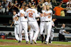My Baltimore Orioles
