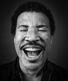 Musicians | Andy Gotts MBE   Lionel Richie