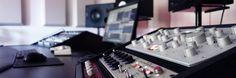 Unser Mastering Studio Bild 1