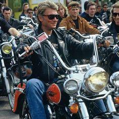Mort de Johnny Hallyday: Johnny, Elvis et l'Amérique