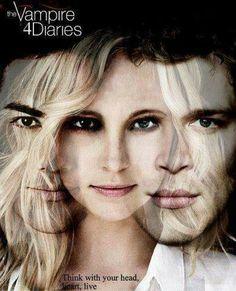 Tyler, Caroline, & Klaus; Season 4; #TheVampireDiaries