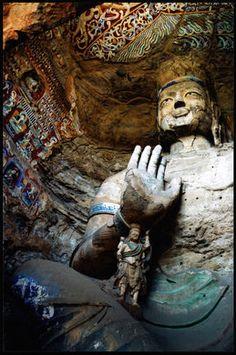 Yungang Grottoes – Datong, China - Atlas Obscura