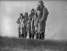 Women pilots from the ATA