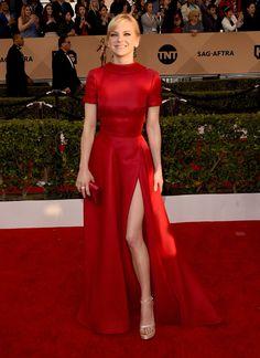 Uma volta pelo tapete vermelho do SAG Awards 2016 - Vogue | Red carpet