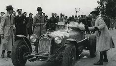 MILLE MIGLIA 1937 , Alfa Romeo 8C 2300 #145 of Ventidue / Ventuno