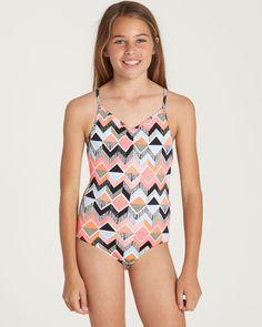 b4cea3f8ed Girls' Zigginz One Piece Swim