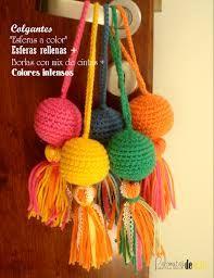 adornos crochet - Buscar con Google