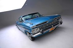 Alejandro Penaloza's '59 Chevy Impala is a very special car because it's the first Mexico-built car to have the honor of being our LS issue cover car.
