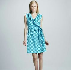 Kate Spade Gingham Dress Size 4