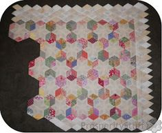 ProsperityStuff Quilts: More Vintage-Inspired English Paper Piecing