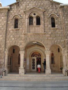 St Kevork Armenian Church Aleppo Syria