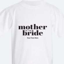 mother of the bride Kids' T-shirts