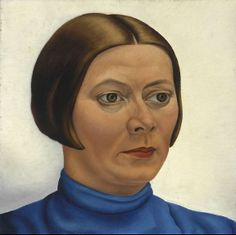 Scheringa Museum Acquires Portrait of Charley Toorop, by Her Son Edgar Fernhout - Photography Collage, Magic Realism, Dutch Painters, Art For Art Sake, Figure Painting, Figurative Art, Female Art, Museum, Artwork