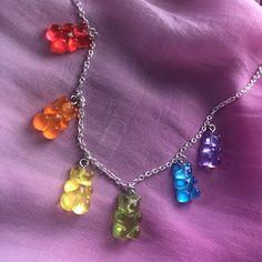 Trendy Jewelry, Cute Jewelry, Handmade Jewelry, Grunge Accessories, Jewelry Accessories, Estilo Indie, Accesorios Casual, Aesthetic Grunge, Diy Necklace