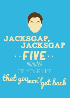 Jack and Finn Harries! lol, not that we would want to get it back anyway! (;