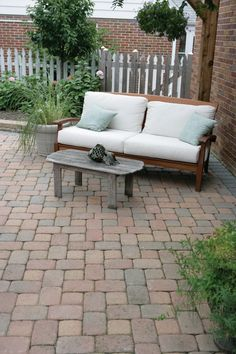 Old Town Blend Tumbled Plaza Concrete Paver - Google Search