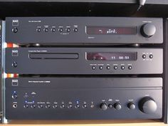Billedresultat for nad electronics Hifi Speakers, Hifi Stereo, Hifi Audio, Hi Fi System, Audio System, Valve Amplifier, High End Audio, Audio Player, Home Cinemas