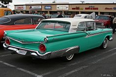 1959 Ford - turquoise - rvr