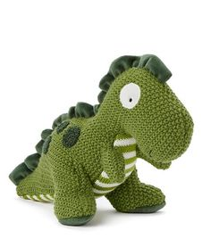 Nana Huchy Big Dodger The Dino #dino #dinosaur #softtoy #plush #nursery #kidsroom