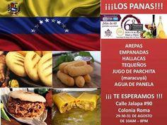 Venezuela cada platillo elaborado con un exquisito toque digno de los mas exigentes gourmets. Te sorprenderan