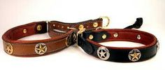 One of a kind custom hand made leather dog collars and leashes designed by customers in unique style collars and leathers. Dog Collars & Leashes, Leather Dog Collars, Dog Leash, Leather Projects, Collar And Leash, Leather Craft, Fur Babies, Dog Lovers, Pets