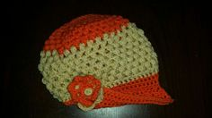 A spring hat