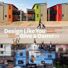 Arquitectura para la Humanidad es una ONG que comenzó en 1999 con solo dos voluntarios y una línea de celular. Ahora es una institución que ayuda a otras ONGs, gobiernos, desarrolladores de vivienda, fundaciones y organizaciones comunitarias a lograr sus proyectos con lo mejor que el diseño y la arquitectura pueden ofrecer.