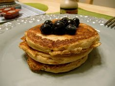 back pages: Plant-Based Pancakes