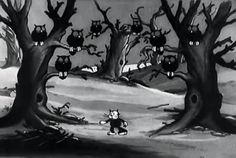 The Cat's Out, Silly Symphonies, Walt Disney, 1931