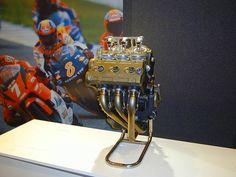 Honda V5 Moto GP Engine for RC211V