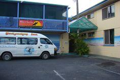 Australien // Byron Bay - Backpackers Inn on the Beach