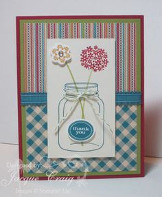 Perfectly Preserved!  www.StampinWithJacque.com - Jacque Craig, Stampin' Up! Demonstrator