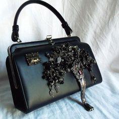 Couture Handbag to Order by #MarelleCouture