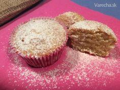 Mandľové muffiny - Marquesas (fotorecept) Cupcakes, Breakfast, Food, Morning Coffee, Cupcake Cakes, Essen, Meals, Yemek, Cup Cakes
