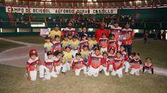 Este lunes se realizó un encuentro amistoso entre los equipos Bravos de Campeche y Medias Rojas de Champotón en la categoría Chupones ( 5 a ...