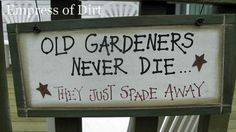 Whats Your Garden Sign?