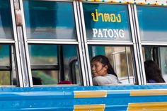 https://flic.kr/p/feCGG9 | Women in the bus of Patong | Travel Photography in Patong, Thailand.  Photographer: Angel Benavides  All rights reserved, 2013  www.altabena-photo.com