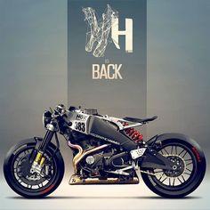 Buell cafe racer Que belleza, tenía que ser holographic hammer! Buell Cafe Racer, Ducati Cafe Racer, Ducati Scrambler, Buell Motorcycles, Cool Motorcycles, Cafe Bike, Cafe Racer Bikes, Moto Bike, Motorcycle Bike