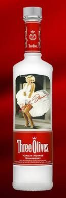 NEW IN SPIRITS: Three Olives Marilyn Monroe Strawberry Vodka