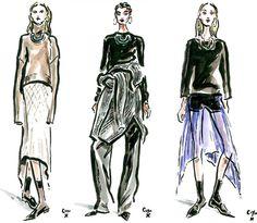 Six Rules of Céline Fall 2014