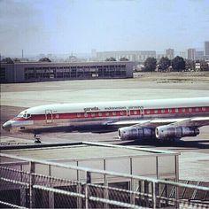 DC8 GARUDA INDONESIA