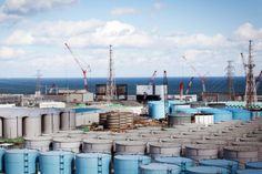 Japanese officials wrestle with what to do with the ever-growing pile of radioactive waste at Fukushima Daiichi nuclear power station, six years after the accident there.
