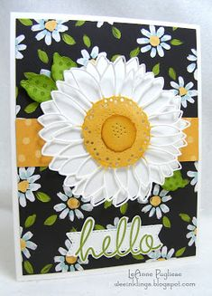 Sunflower Cards, Stampin Up Catalog, Stamping Up Cards, Get Well Cards, Cozy Christmas, Fall Cards, Art Challenge, Friend Birthday, Cardmaking