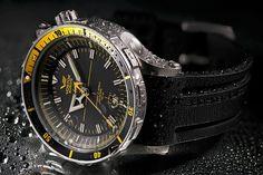 #Vostok Europe Diving sports watch