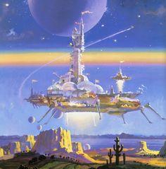 flying city. Robert McCall (1010×1024)