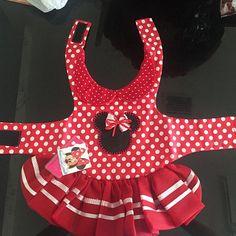 Vestido de Minnie Pet  ropa para perros perro vestido