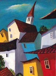 Olieverf 2014 Geïnspireerd op Miguel Freitas Art Director, Painting Techniques, Collage Art, Modern Art, My Arts, Paintings, Abstract, Illustration, Beautiful
