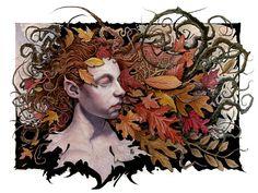 Seasons;Autumn by leoisnotaturtle.deviantart.com on @deviantART
