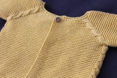 Patrón chaqueta raglán trenzas 6-9 meses de MiniyoStyle en Etsy